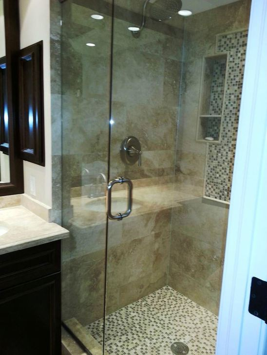 Shower Door & Panel